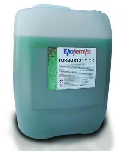 TURBO X 10